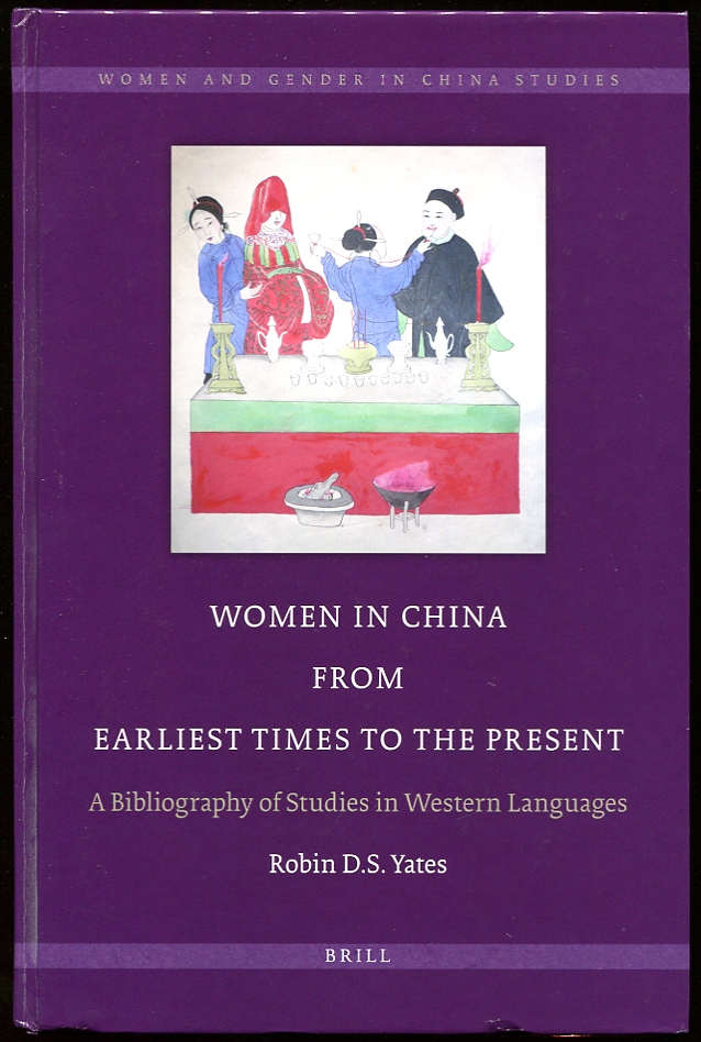Image for Women in China from Earliest Times to the Present