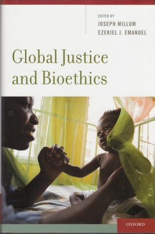 Image for Global Justice and Bioethics