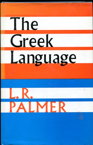 Image for The Greek Language