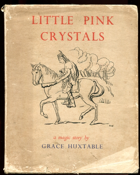 Image for Little Pink Crystals a magic story