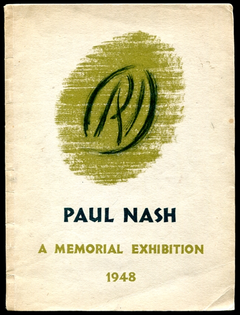 Image for Paul Nash 1889-1946 Paintings, Watercolours and Drawings  A Memorial Exhibition 1948