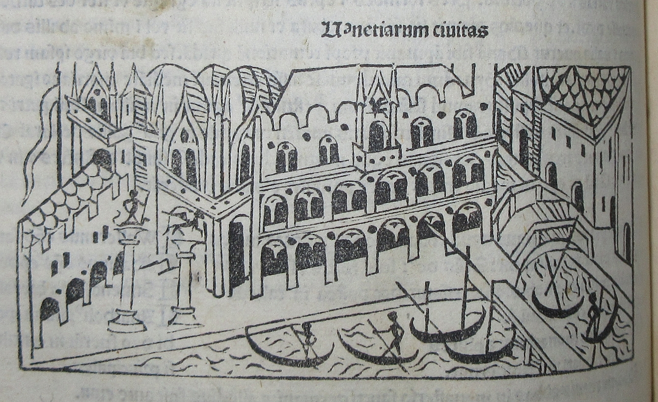 Image for Fasciculus temporum. Incunabula 21 Dec. 1481