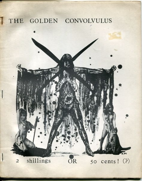 Image for The Golden Convolvulus