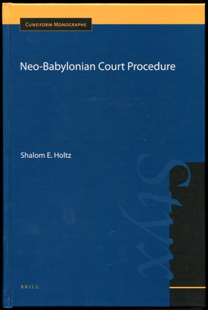 Image for Neo-Babylonian Court Procedure