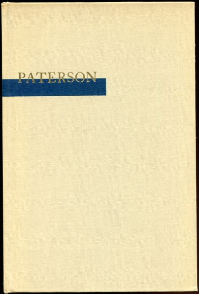 Image for Paterson ( Book Three) 1st Edition, Limited