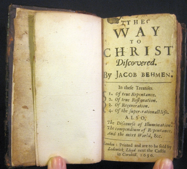 Image for The Way to Christ Discovered. In these treatises. 1. Of true repentance. 2. Of true resignation. 3. Of regeneration. 4. Of the super-rationall life. Also the discourse of illumination. The compendium of repentance, And the mixt world &c BOUND WITH A consolatory treatise of the four complexions, that is, an instruction in the time of temptation for a sad and assaulted heart; shewing where-from sadness naturally ariseth, and how the assaulting happeneth; hereto are annexed some consolatory