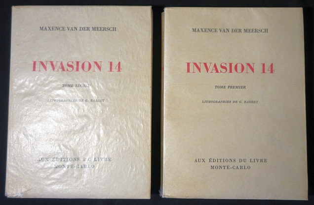 Image for Invasion 14. Tome Premier and Tome Second