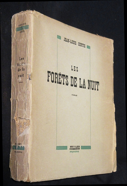 Image for La Forets de la Nuit Signed by Author