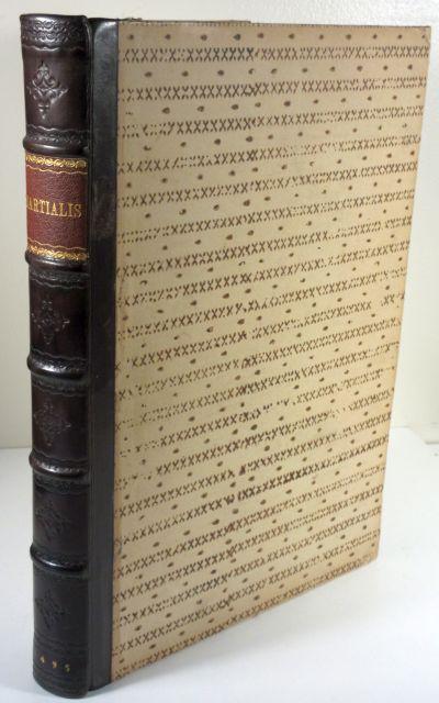 Epigrammata. (Comm: Domitius Calderinus and Georgius Merula).   Incunabula