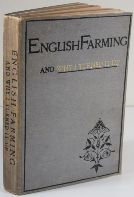 Image for English Farming and Why I Turned It Up