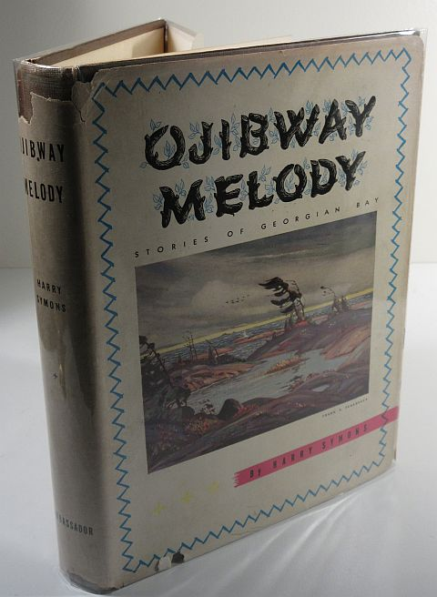 Image for Ojibway Melody