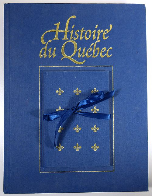 Image for Histoire du Quebec Reserve Editeur; first 200 of 5000