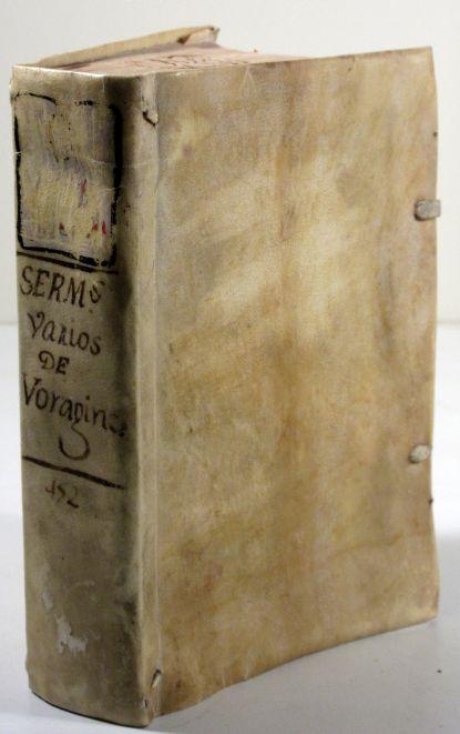 Sermones pulcherrimi variis scripturarum doctrinis referti de sa[n]ctis per anni totius circulum concurrentibus Post-Incunable