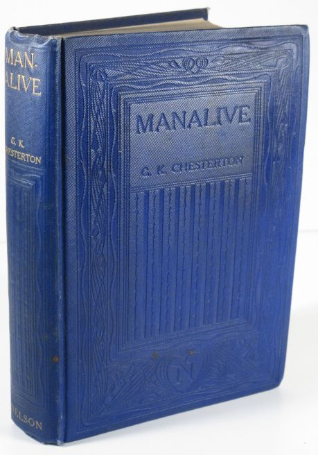 Image for Manalive